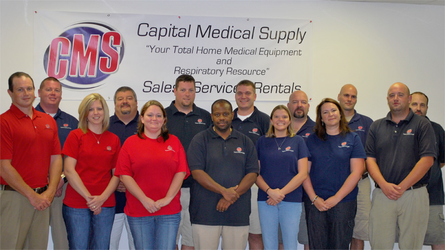 About Us | Capital Medical Supply